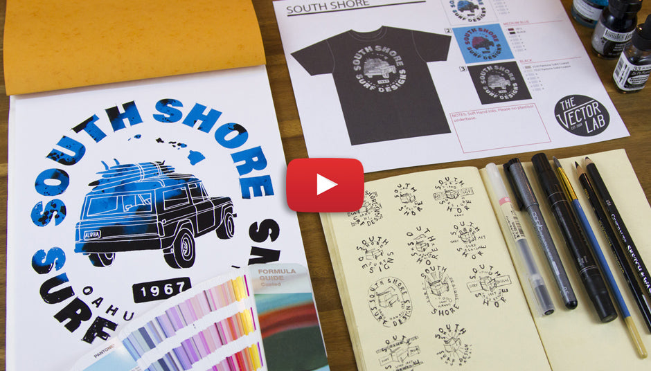 T-Shirt-Design-Workshop-02-Video