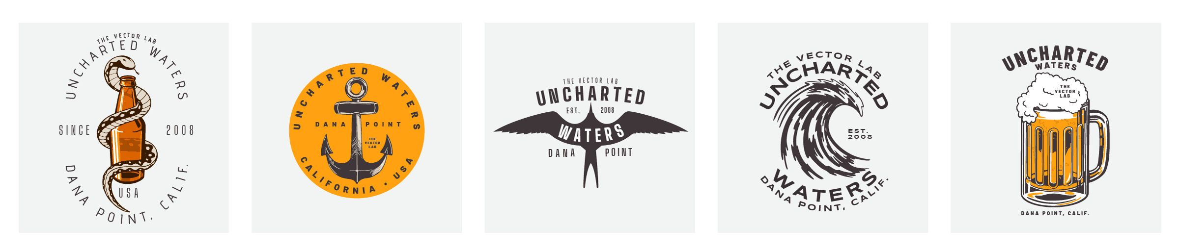 Bonus Designs - Uncharted Waters