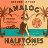 Analog Halftones - Brushes and Textures