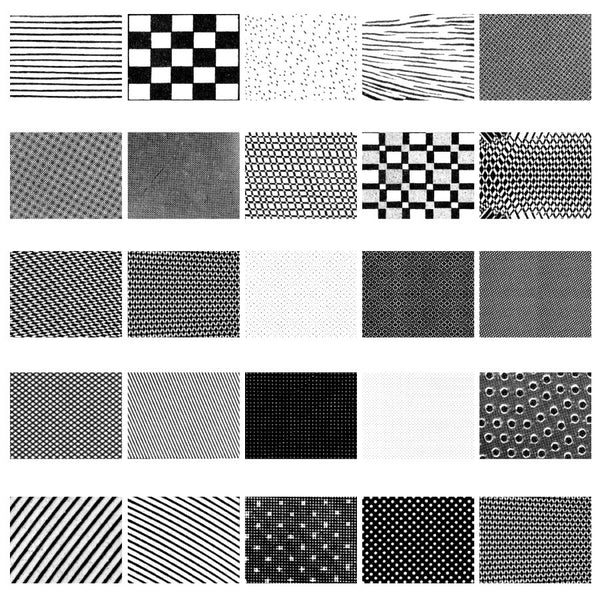 Analog Patterns 2