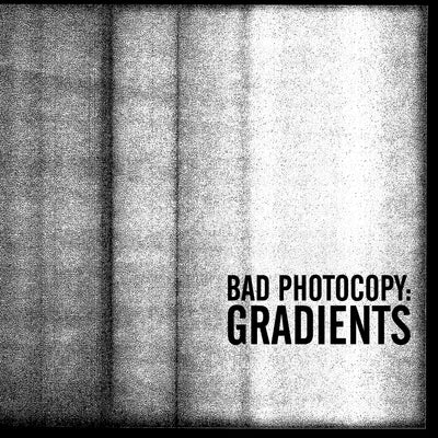 Bad Photocopy Gradients Textures for Photoshop and Illustrator