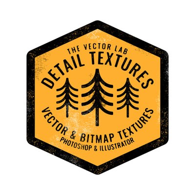 Detail Textures for Photoshop and Illustrator
