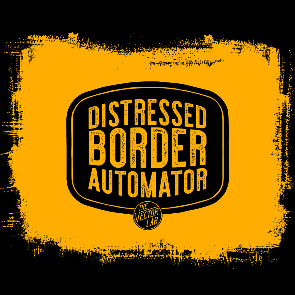 Distressed Border Automator