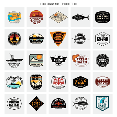Fresh Batch - Logo Design Master Collection