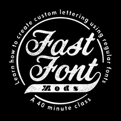Fast Font Mods Workshop