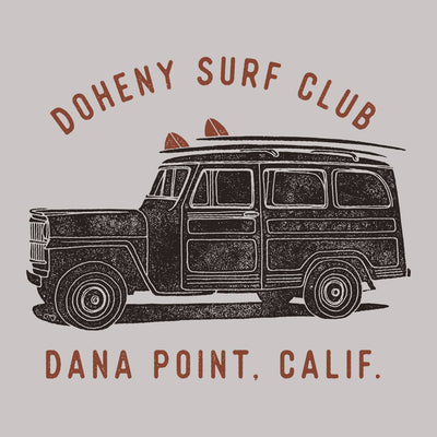 Doheny Surf Club Dana Point- Ink Stamp Automator for Photoshop