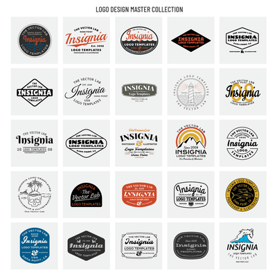 Logo Design Master Collection