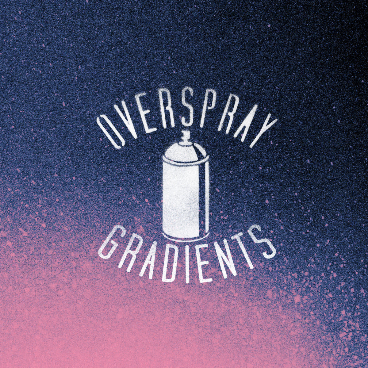 Overspray Gradients TheVectorLab