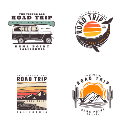 ROAD-TRIP-T-SHIRT-ILLUSTRATOR-PHOTOSHOP