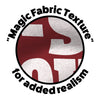 Magic Fabric Texture Layer - T-Shirt Mockup Panels for Photoshop