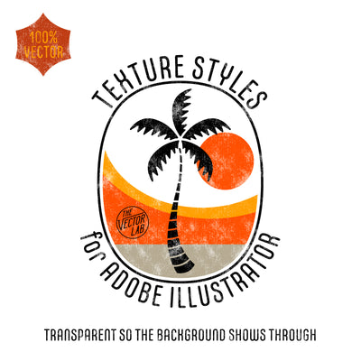 Texture Styles for Adobe Illustrator