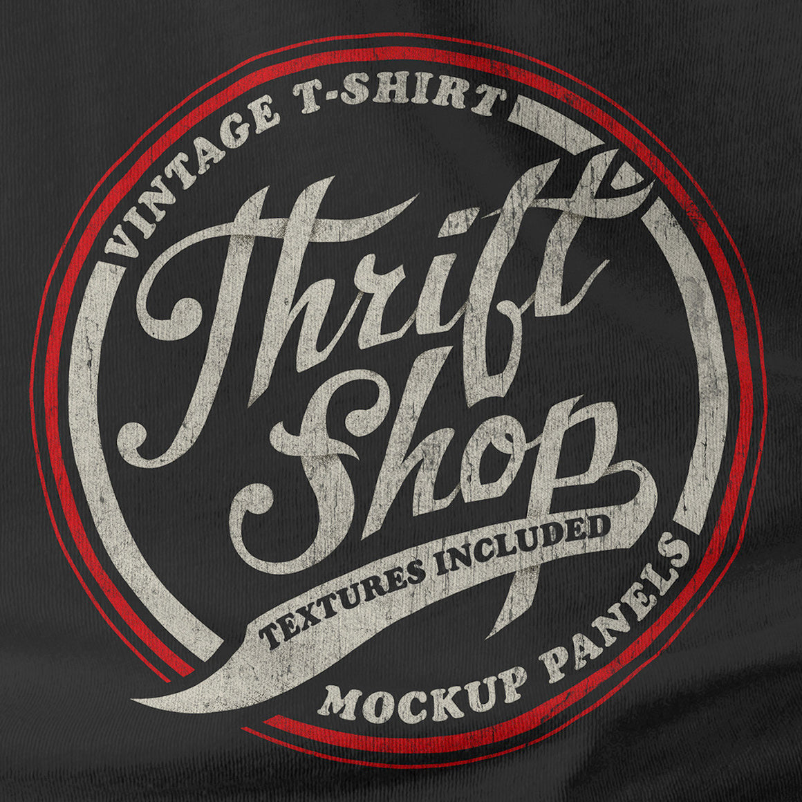 Corel draw vs photoshop for t shirt design - Thrift Shop For Photoshop Make Your T Shirt Graphics Look Like Real Vintage Designs