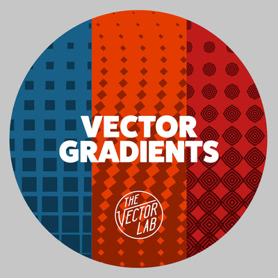 Vector Gradients for Photoshop, Illustrator, CorelDraw, and Affinity Designer
