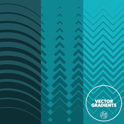 25 Seamless Vector Gradients for Photoshop, Illustrator, CorelDraw, and Affinity Designer