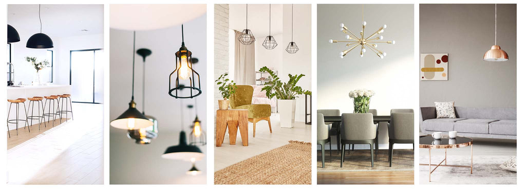 modern unique pendant lights from zlights