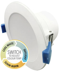 10w downlight designed for Australian market with 3 year warranty