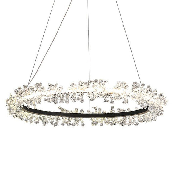 Quinn Circular Pendant Light in Various Sizes