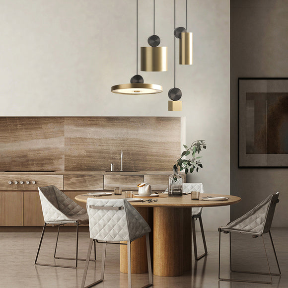 Luxe Modern Atypical Pendant Series