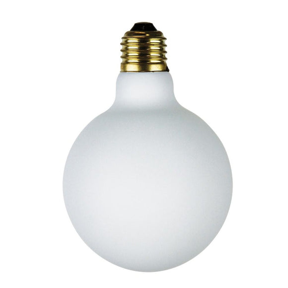 G125 porcelain LED filament frosted dimmable E27 modern pendant accessories replacement lighting