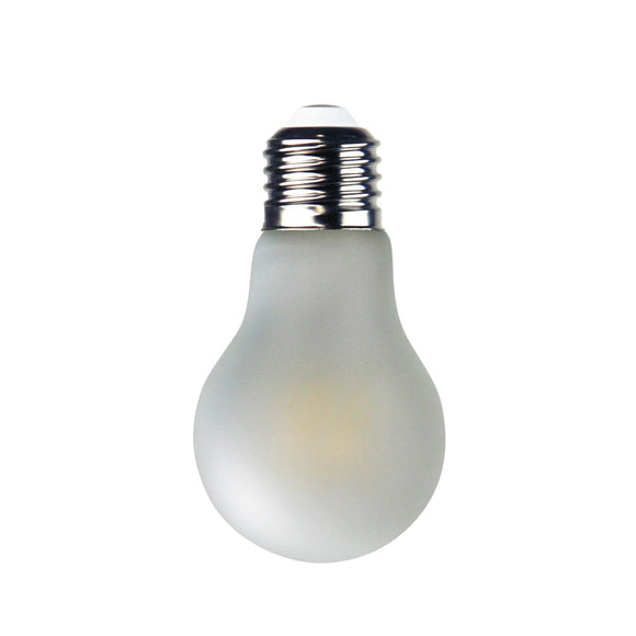frosted E27 filament LED Dimmable