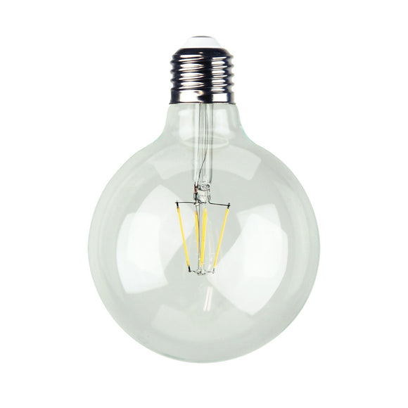 dimmable g95 LED filament 2700K retro lighting sydney australia vintage industrial light globes Sydney