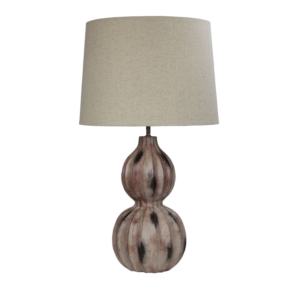 Fall Browns 68cm Decorative Lamp