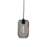 Retro 15cm Industrial Shade Metal Wire