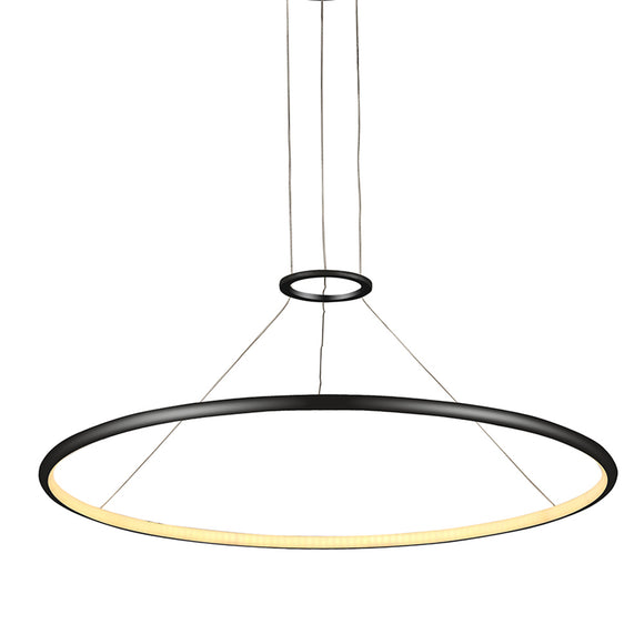 LED Slim Line Ring 80cm Dimmable