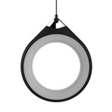 El Compas Pendant Lamp 30W in Glossy White, Matt Red or Matt Black