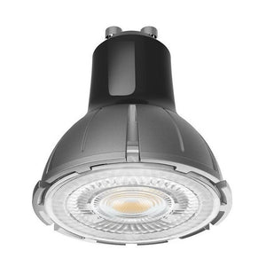 Dimmable GU10 LED 3000K high lumen output