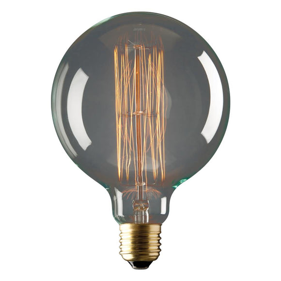 G95 25W carbon filament lamp globe bulb zlights sydney decorative lighting accessories warm relaxing lights