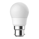 Divine Fancy Round Frosted 6W Dimmable LED Globe E27, E14, B22 or B15 in Warm or Cool White