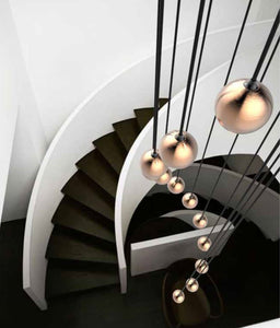 Apex Modern 12 Light Chandelier