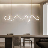 Curl Curl Medium Adjustable 150cm Linear Suspension Pendant