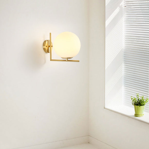 Replica Flos Wall Light 20cm in Satin Brass