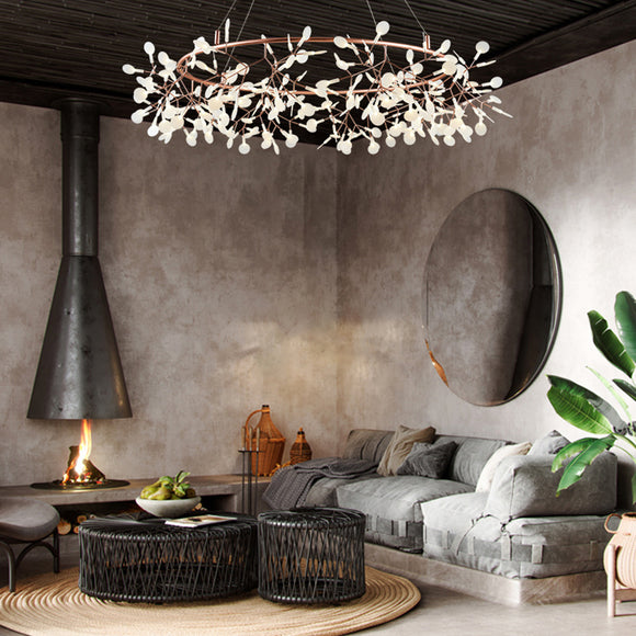 Replica Moooi Heracleum Round Series Suspension Light 80cm 98cm 105cm 120cm 150cm or 210cm