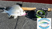 SWFA CLOUSER MINNOW FLY - BUCKTAIL - PAINTED LEAD EYE