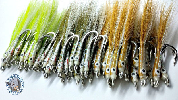 SWFA EPOXY MINNOW FLY