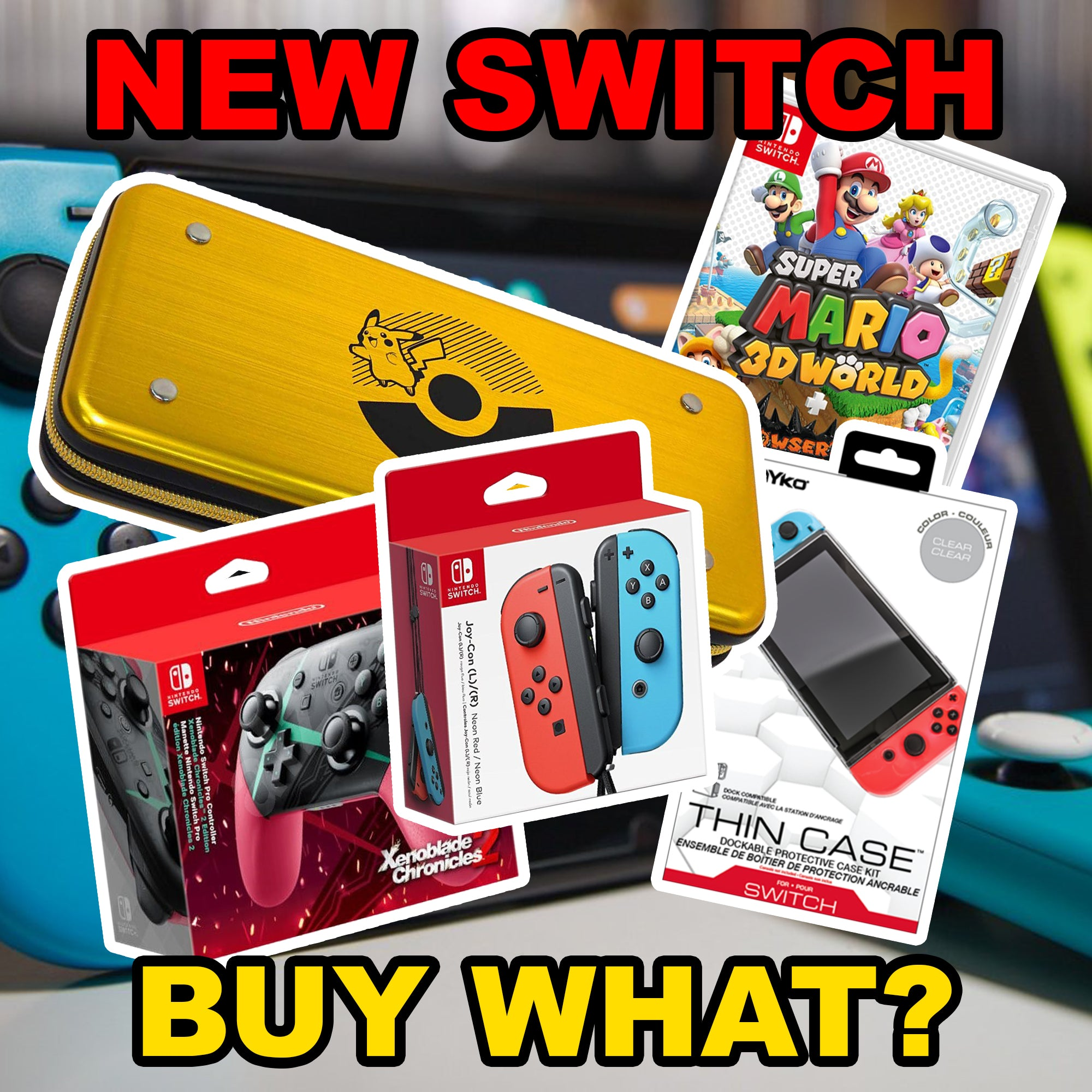 New Switch Buy What?