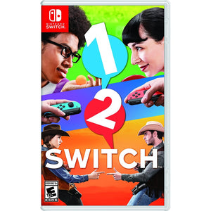 Nintendo Switch 1-2 Switch