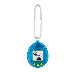 Japan Official Tamagotchi - Clear Blue