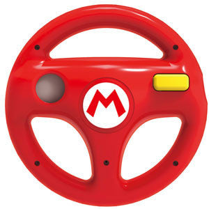 Wii U HORI Wheel Mario Kart 8 Edition - Red