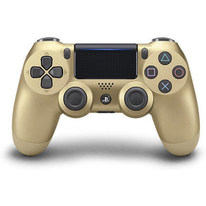 Sony Official DualShock 4 CUH-ZCT2 New Series Wireless Controller for PS4 - Gold