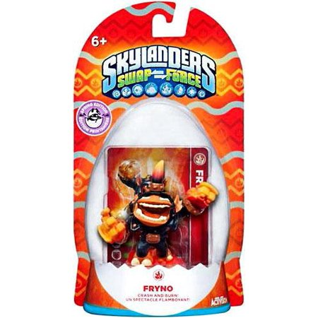 Skylanders SWAP Force Limited Edition Spring 2014 Fryno Character Pack