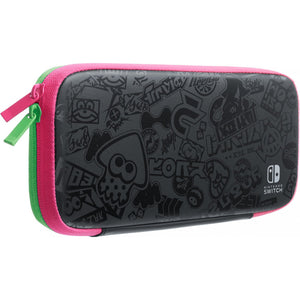 Nintendo Switch Carrying Case with Screen Protector (Splatoon 2 Edition)
