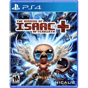 PS4 The Binding of Isaac: Afterbirth +
