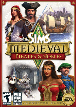 PC The Sims Medieval: Pirates and Nobles