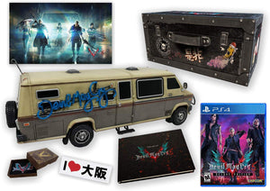 PS4 Devil May Cry 5 Collector's Edition