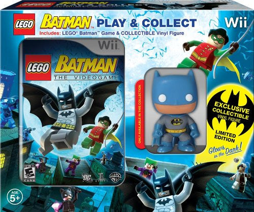 Wii LEGO Batman Play & Collect