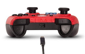 PowerA Wired Controller for Nintendo Switch - Mario